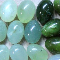 Huevo tántrico de Jade Imperial